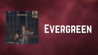 Birdy - Evergreen (Lyrics)