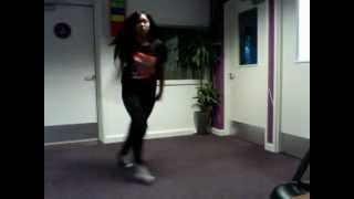 Usher - omg dance (future 2ne1 version)