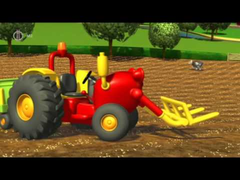 Traktor Tom - A szuper terepjáró letöltés