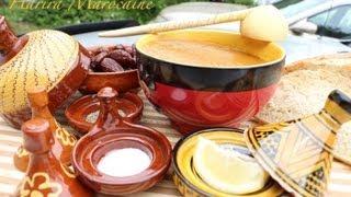 Harira Soupe Marocaine Traditionelle الحريرة المغربية/moroccan Soup-ramadan Special-sousoukitchen