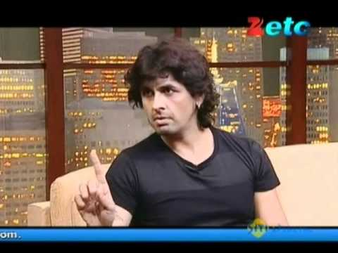 Komal Nahta With Sonu Nigam