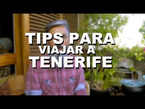 Recomendaciones para viajar a Tenerife - ¡Qué Gran Viaje! Lee de Caires