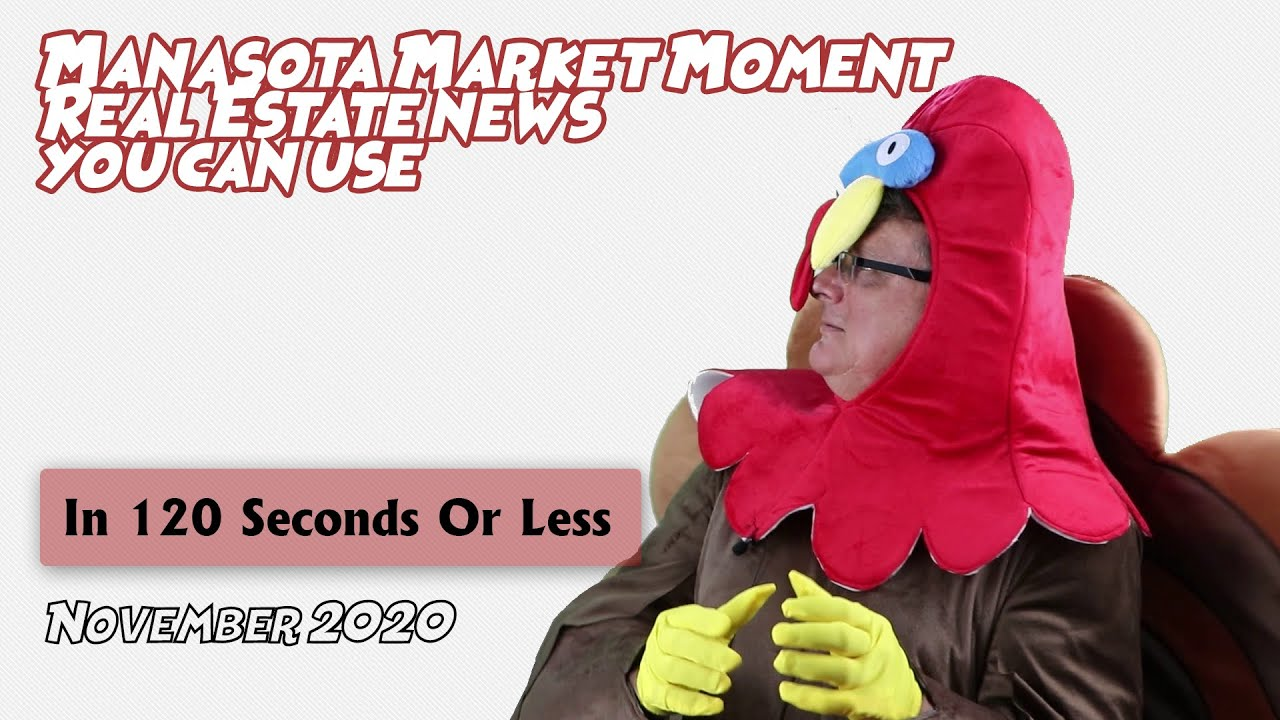 Manasota Market Moment - November 2020