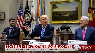connectYoutube - Trump administration gears up for busy start to 2018