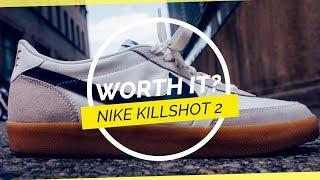 Worth It? Nike J.Crew Killshot 2
