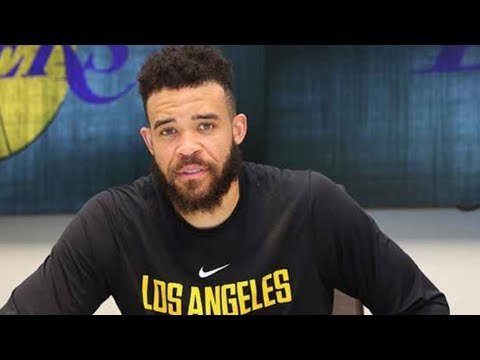 JaVale McGee On Joining The Lakers To...