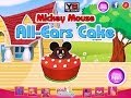 Mickey Mouse All Ears Cake - Mickey Mouse Cooking Game
