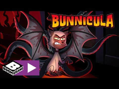 Bunnicula | Vampire Cat | Boomerang UK 🇬🇧