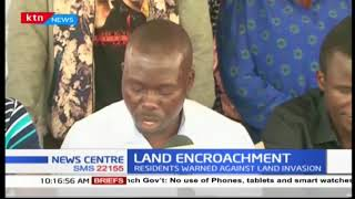 Civil society groups in Mombasa condemn forceful occupation of public and private land