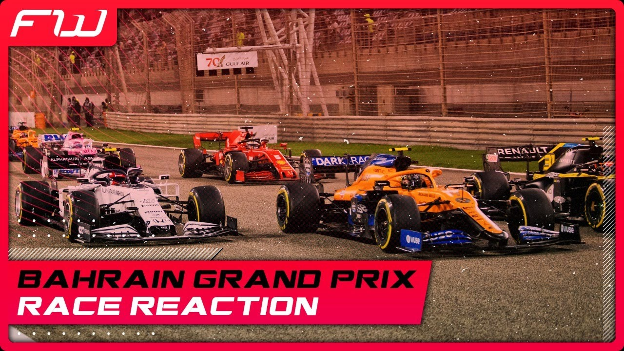 Bahrain Grand Prix: Race Reaction
