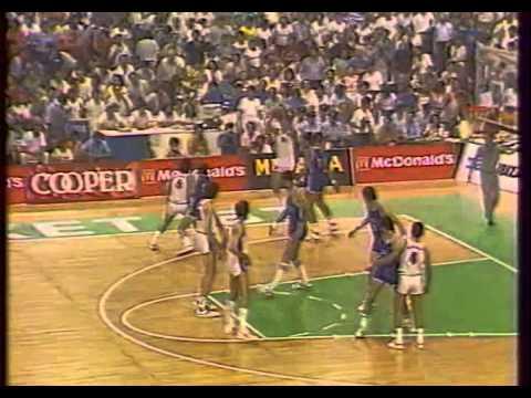 10.06.1987 EB QUARTER FINAL ITALY - HELLAS 78-90