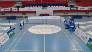Balkan U17 Badminton Championships - Novi Sad 2019 Team Event - FINAL and Individual Event PART 2
