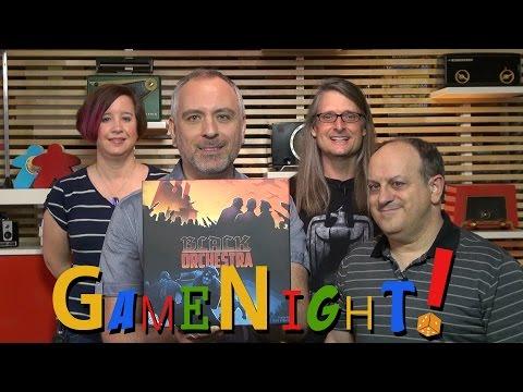 Black Orchestra - GameNight! Se4 Ep28