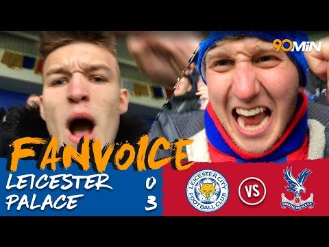 Leicester 0-3 Crystal Palace | Benteke, Zaha & Sako goals destroy Leicester for Palace! | FanVoice