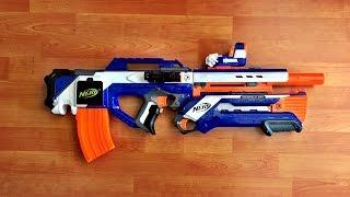 [MOD] Elite RRC | Nerf Rayven / RoughCut Integration - Destiny Rifle