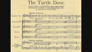 Ralph Vaughan Williams - The Turtle Dove
