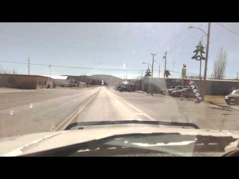 Iraan TX Ghost Town Underground City