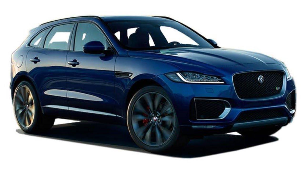 2018 Jaguar F Pace Car Interior And Exterior Color