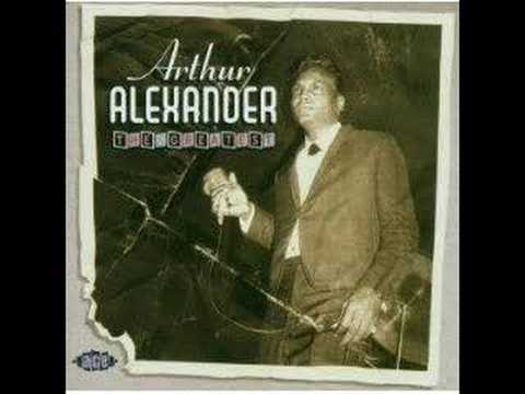Arthur Alexander - Don't You Know It