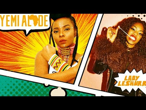 Yemi Alade - Bum Bum (remix) ft Lady Leshurr and Amiral T