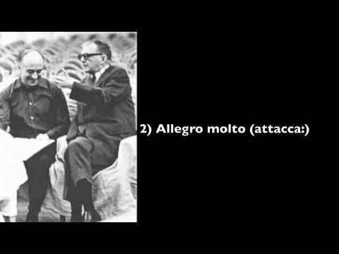 Shostakovich - Chamber Symphony op 110a (orch. Barshai)