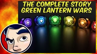 War of the Green Lanterns - Complete Story | Comicstorian thumbnail