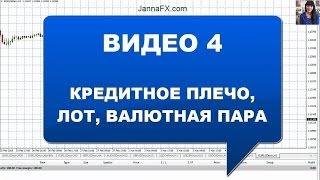 Форекс для Новичков, Кредитное Плечо, Что это и Зачем
