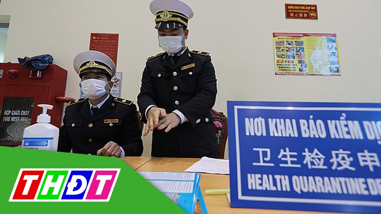 Hành khách nhập cảnh vào Việt Nam phải khai báo y tế bắt buộc | THDT
