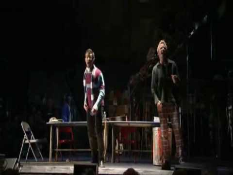 Rent Full Show live on broadway