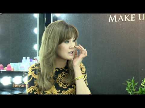 """ТВ-9 Телевиз """"Бүсгүйчүүд"""" нэвтрүүлэг - Н.Оюундалай Make up artist"""
