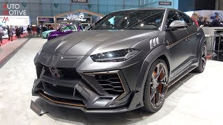 THIS IS THE MANSORY LAMBORGHINI URUS VENATUS - GENEVA MOTORSHOW 2019
