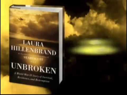 UNBROKEN by Laura Hillenbrand | Book Trailer