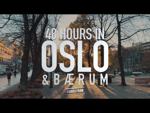 Quick Guide: where to go, eat and sleep in 48 hours in Oslo, Norway [VLOG]