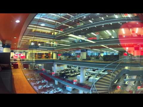 Timelapse New Broadcasting House