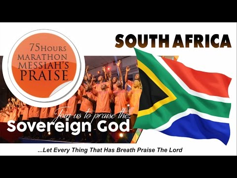 75 HOURS RCCG MARATHON MESSIAH'S PRAISE 2017_ SOUTH AFRICA