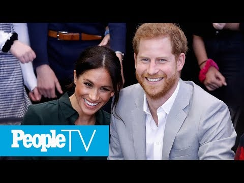 Meghan Markle & Prince Harry Announce That Meghan Is Pregnant! | PeopleTV