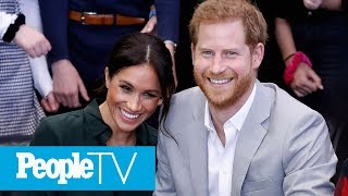Meghan Markle & Prince Harry Announce That Meghan Is Pregnant!   PeopleTV