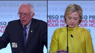 Sanders defends criticism of President Obama