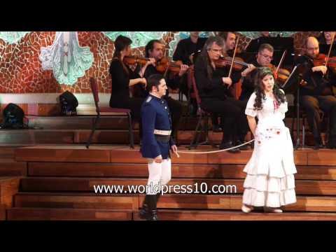 Concierto Opera Carmen - Palau de la Música Catalana