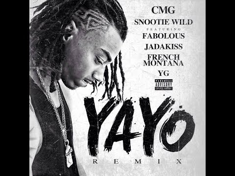 Snootie Wild - Yayo Remix (ft. Fabolous, Jadakiss, French Montana & YG) **2014 EXCLUSIVE**