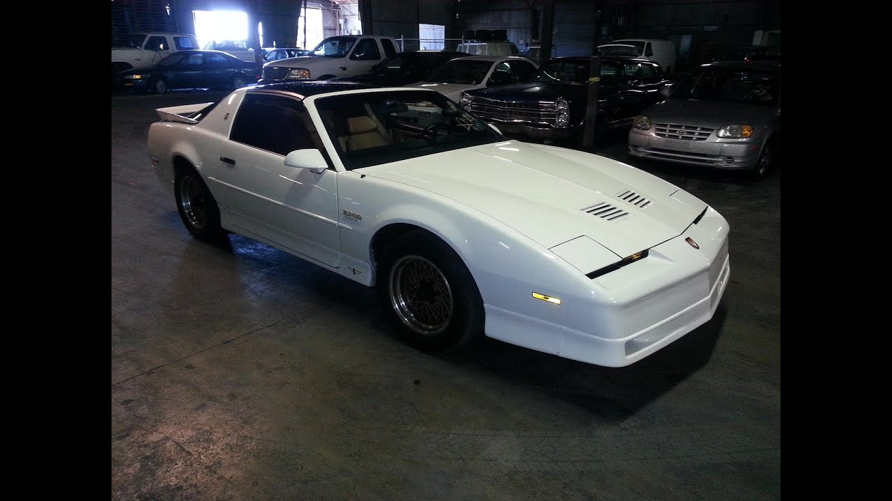 1989 Pontiac Trans Am Turbo For Sale >> October 29, 2014 impound auction lineup Turbo V6 1989 Trans Am Grand National Engine for sale ...