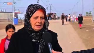 لاجئو سوريا بكردستان.. أوضاع معيشية صعبة