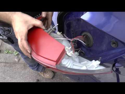 🛠️ Rückfahrscheinwerfer Reparieren Skoda Fabia