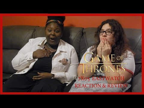 Game of Thrones - 7x05 Eastwatch Reaction and Review