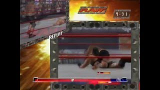 WWE Raw 07 for PC Finishers