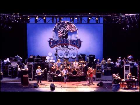 Grateful Dead- Playin' in the Band/Uncle John's Band 7/1/1985
