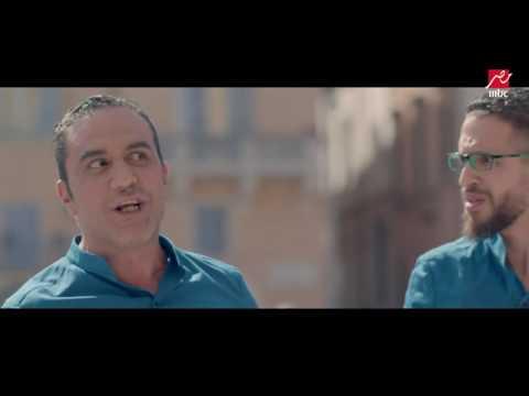 مشهد رد فعل يوسف ابن مأمون بعد ماعرف ان ابوه ملياردير | مامون وشركاه
