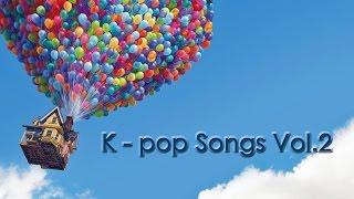 รวมเพลงเกาหลีเพราะๆ ฟังสบายๆ (K-POP Songs 2016) Vol.2