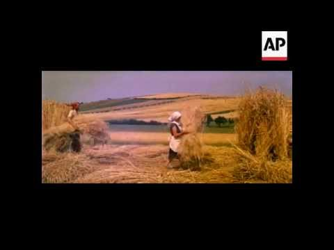 Poland Today - CINEMASCOPE film made in 1960