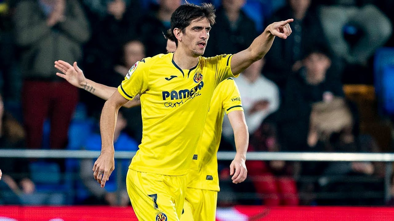 Gerard Moreno está 'on fire'